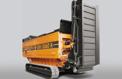 一軸低速回転破砕機 DW3060K