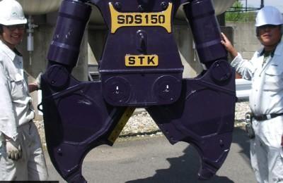 アーム交換型解体機GⅡ/SRCアーム仕様