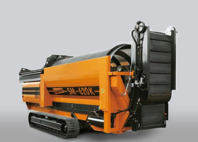 ふるい分け機 SM620Kの画像